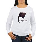 elephant5 Women's Long Sleeve T-Shirt