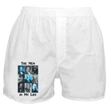 COMPOSERS_blackletters Boxer Shorts