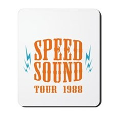 Speed_of_Sound_Tee Mousepad