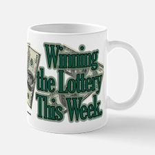 Winning Lotto Mug