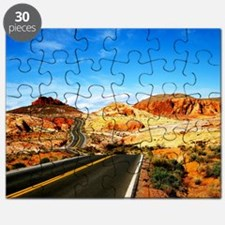 Valley of Fire Puzzle
