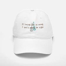If Loving Uke Is Wrong Baseball Baseball Cap