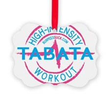 TABATA 7 Ornament
