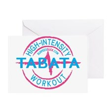TABATA 7 Greeting Card