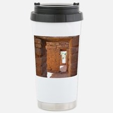 Through the Portals Travel Mug