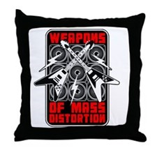 WofM Throw Pillow