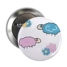 """Lullaby 2.25"""" Button"""
