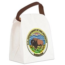 DeptInteriorDesign12x12hl Canvas Lunch Bag