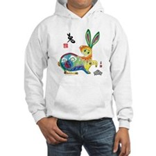 Rabbit Final_5_chop Hoodie