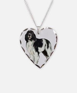 standing landseer2 Necklace