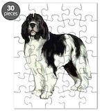 Newfoundland dog Puzzles