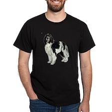 standing landseer2 T-Shirt
