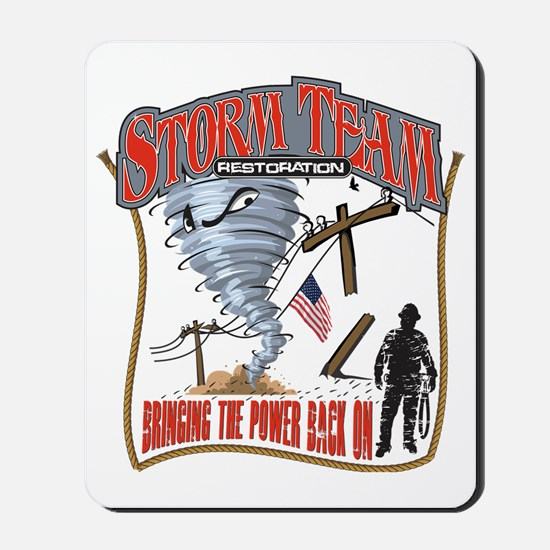 2011 Tornado Storm Cafe Press Mousepad