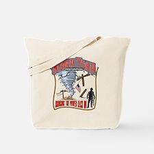 2011 Tornado Storm Cafe Press Tote Bag