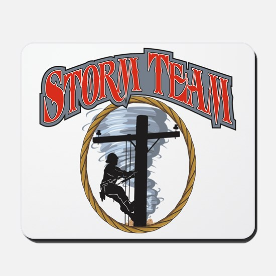 2011 Tornado Storm front Cafe Press Mousepad