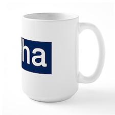 aloha_sticker Mug