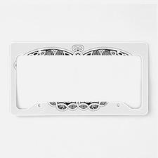 Celtic Moth License Plate Holder