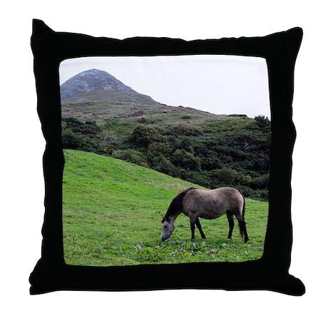 """""""Connemara 1"""" Throw Pillow"""