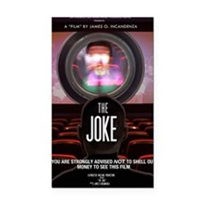 the joke poster Rectangle Car Magnet