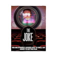 the joke poster Twin Duvet