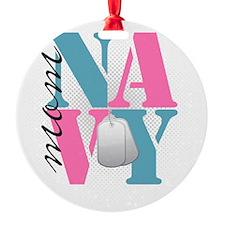 navymom Ornament