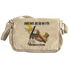 CRDnieceUMUC Messenger Bag