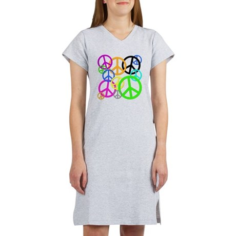 peaces Women's Nightshirt