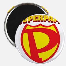 SuperPapa Logo Magnet