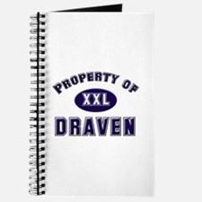 Property of draven Journal