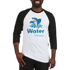 TMac Water Aqua Aerobics Fitness Baseball Jersey