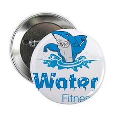 """TMac Water Aqua Aerobics Fitness 2.25"""" Button"""