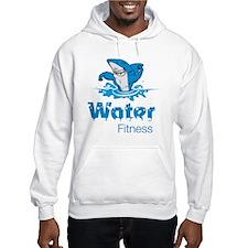 TMac Water Aqua Aerobics Fitness Hoodie
