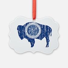 Wyoming_blu Ornament