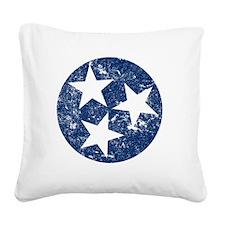 TN_shirt_bl Square Canvas Pillow