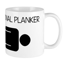 planker-black Mug