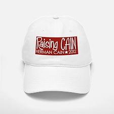 5x3_raising_cain_50_red Baseball Baseball Cap