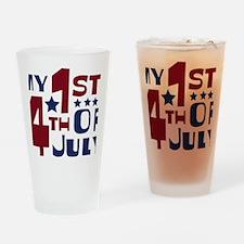 1st Drinking Glass