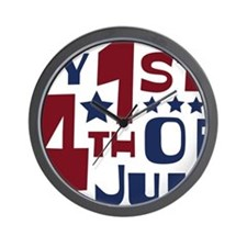 1st Wall Clock
