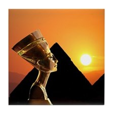 Nefertiti Tile Coaster