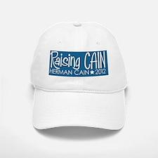5x3_raising_cain_50 Baseball Baseball Cap