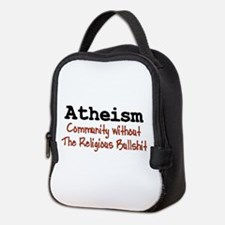 No Religion Necessary Neoprene Lunch Bag
