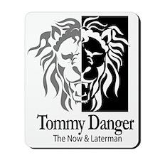 TommyDangerMuD25cR00aP01ZQ_black Mousepad