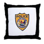 Tucson Police  Throw Pillow