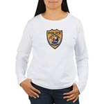 Tucson Police  Women's Long Sleeve T-Shirt