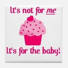 for the baby Tile Coaster