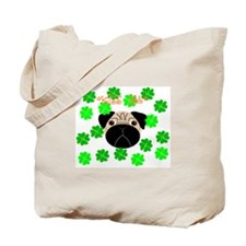 Puggy O'Malley Tote Bag