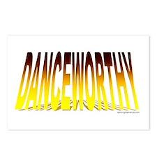 Danceworthy Postcards (Package of 8)