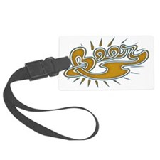 beer-letter-CAP Luggage Tag