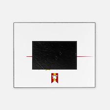 Juneau Script B Picture Frame