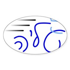 Talia Cycling Simple Decal